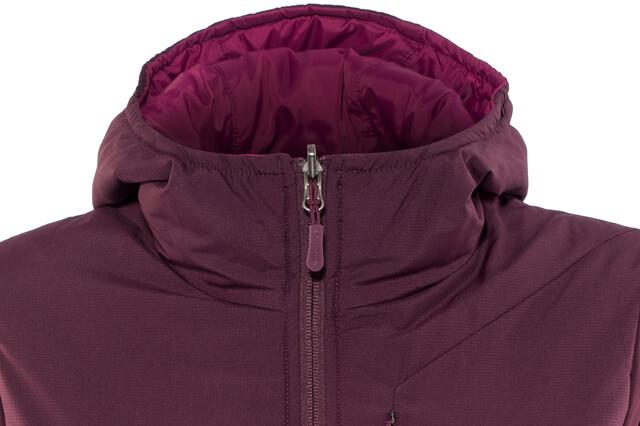 Endura Urban Primaloft Flipjak II Iso Jacket Dame maulbeere